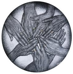 gravure sur plaque funéraire;reproduction sur plaque funéraire en granit fait à la main